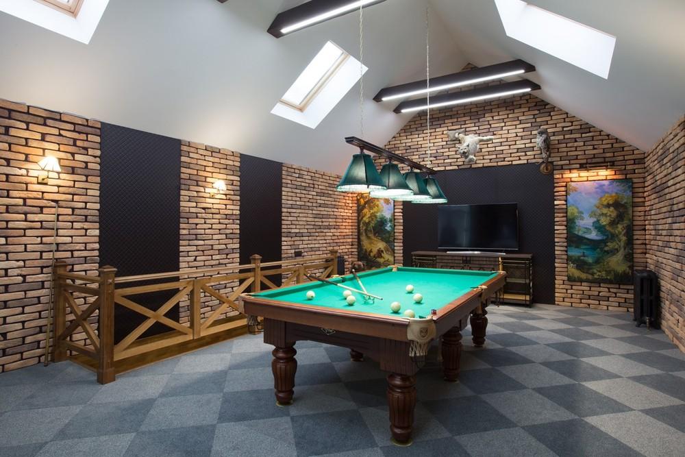 «Relax» Баня с бассейном в загородном доме 2015 год, г. Пермь