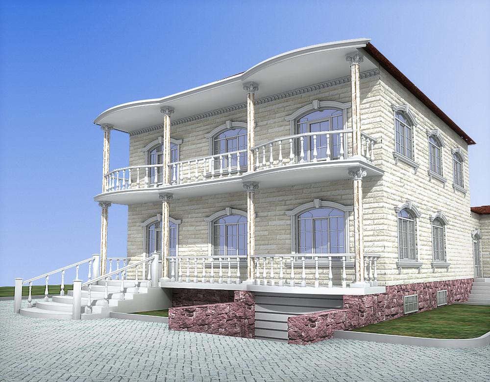 Частний дом, Жебреи