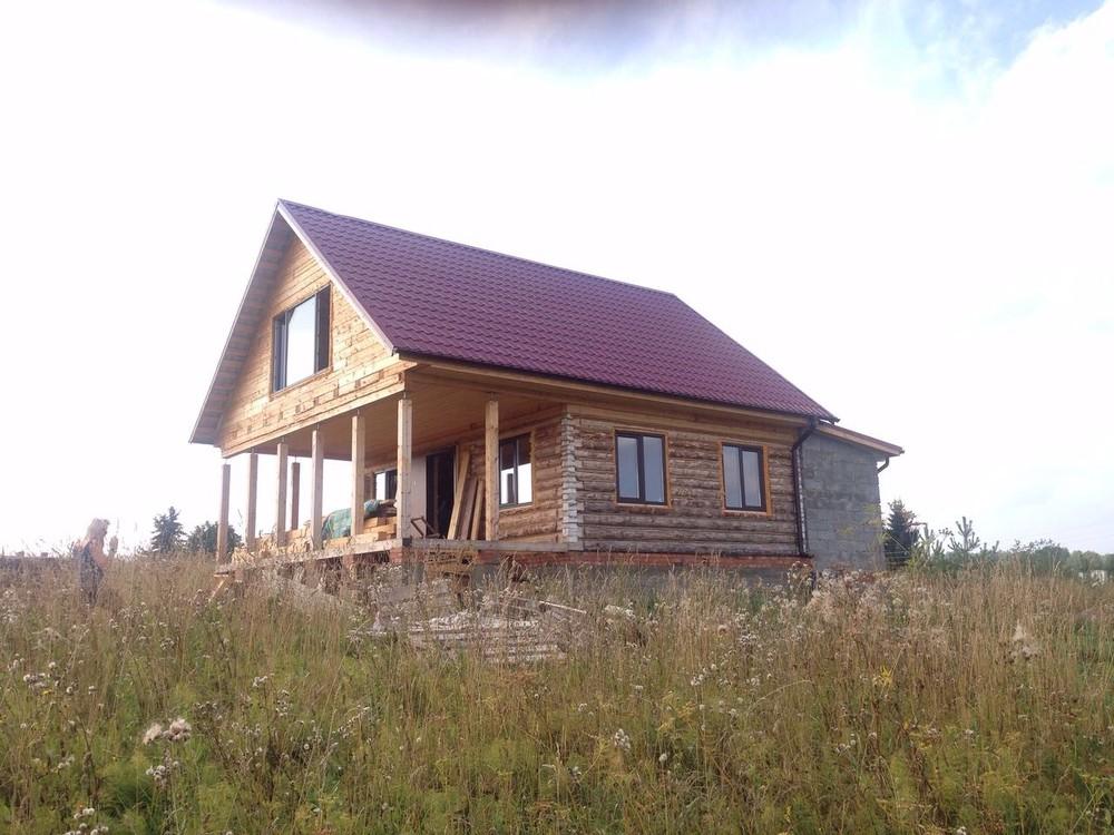 Загородный дом в скандинавском стиле