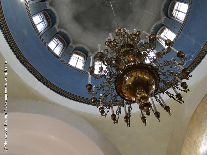 Церковь Александра Невского, Лобаново