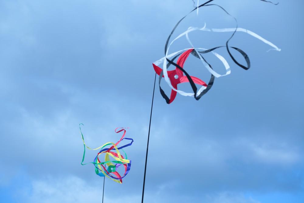 оформление мероприятий флаги ленты
