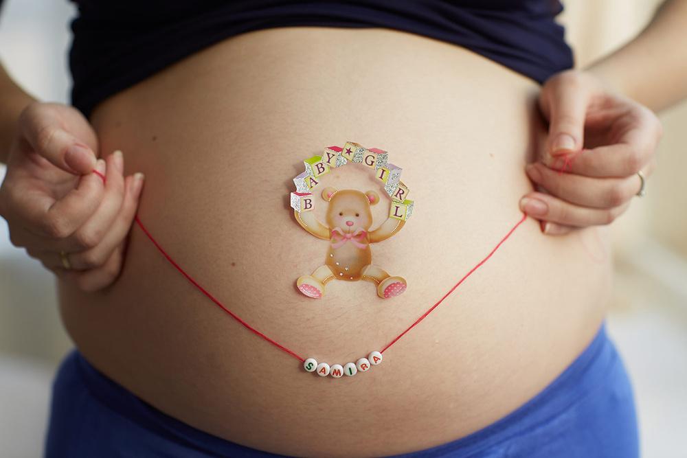Животик беременной фото