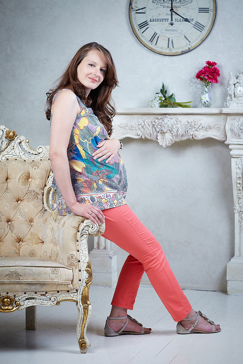 Беременная классическая