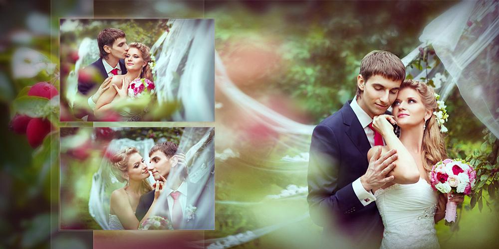 Сергея и Анастасия