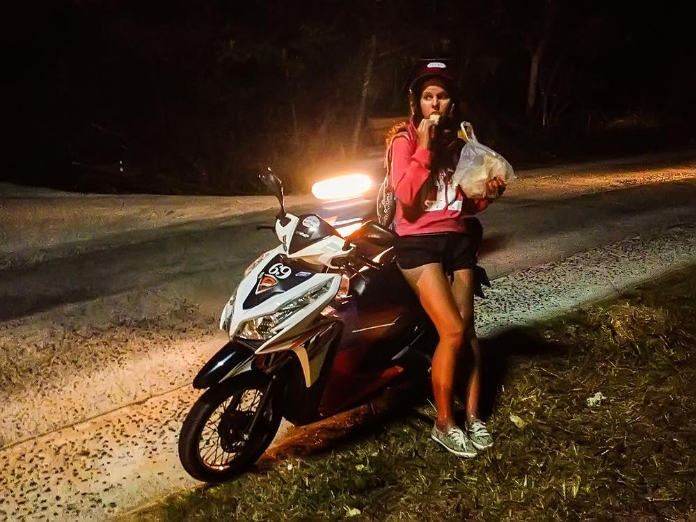 Thai, Phangan - HoneyFullmoon 2014