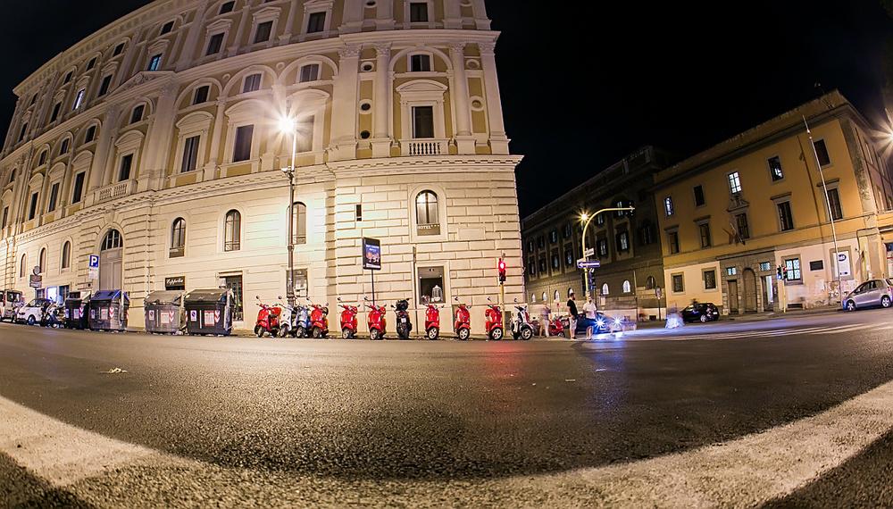 Italy, Sardinia, Roma 2015