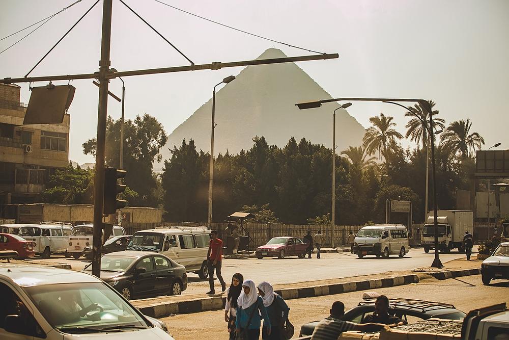 Egypt, Cairo, desert 2012