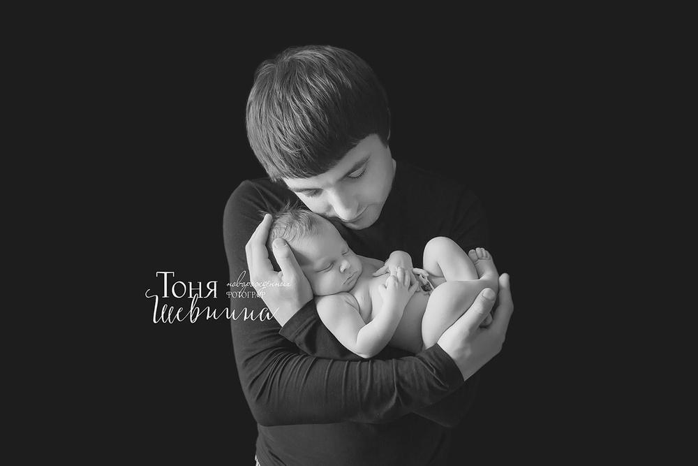 Семейный фотограф новорожденных Нижний Новгород Москва Тоня Шевнина