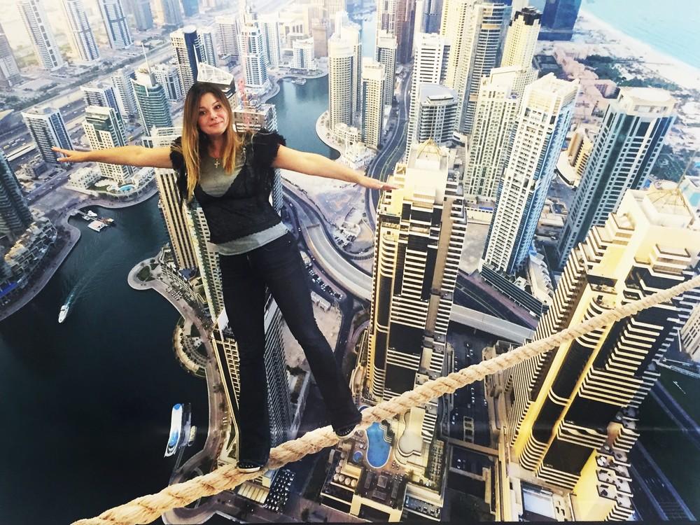 Дубаи 2017