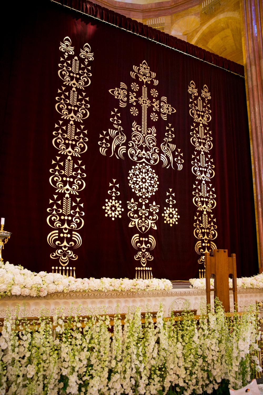 Декор Армянского Кафедрального Собора