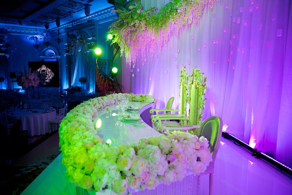 Свадебный банкет в Сафисе