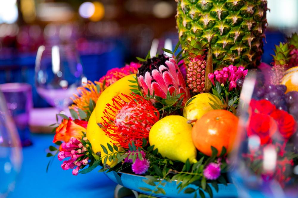 День рождения в стиле Гавайской вечеринки
