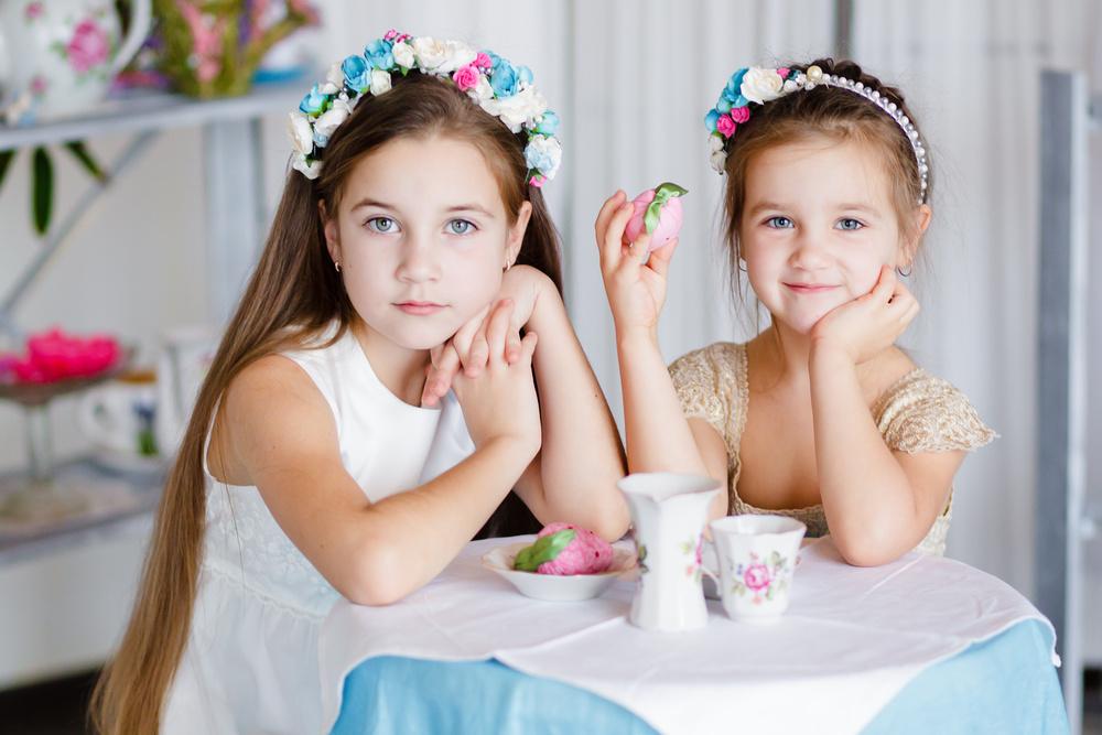 Дети от 1 до 7 лет
