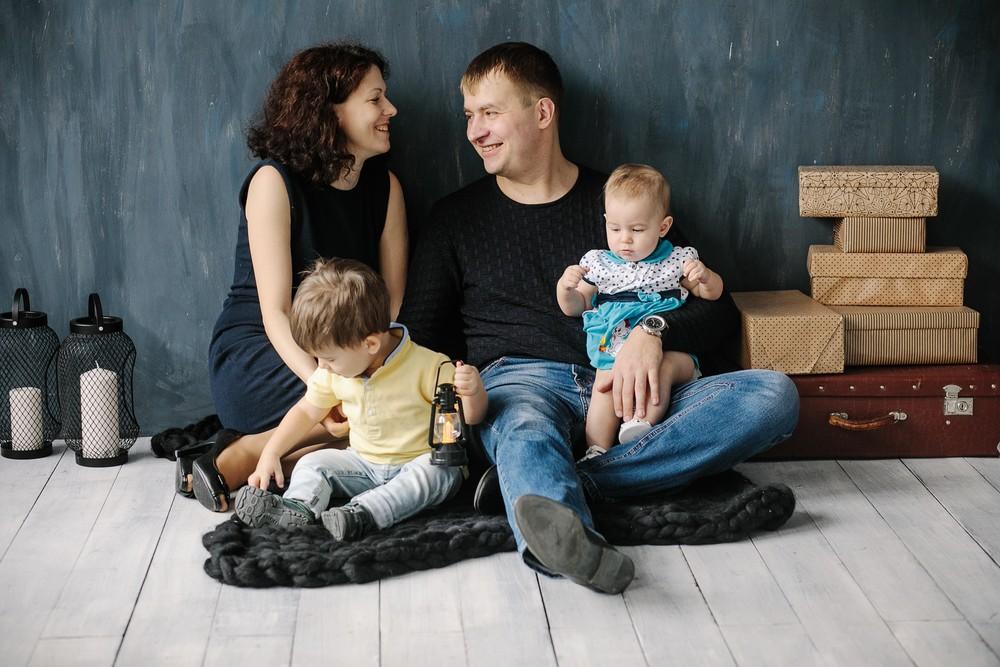 Семьи и дети