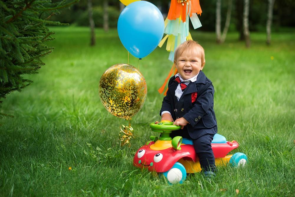фотограф на детский праздник, фотозона, годовасие, оформление детского дня рождения, москва