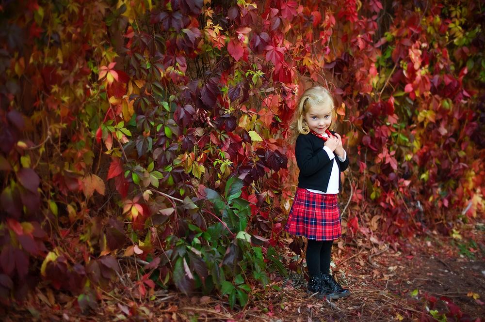 осенняя фотосессия в парке, золотая осень, семейный фотограф, анна орлова москва