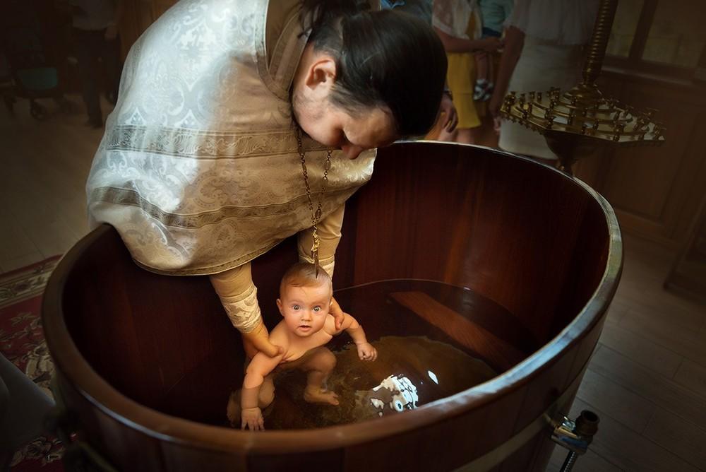 фотограф на крещение, храм уара, фотограф на крестины, москва, анна орлова