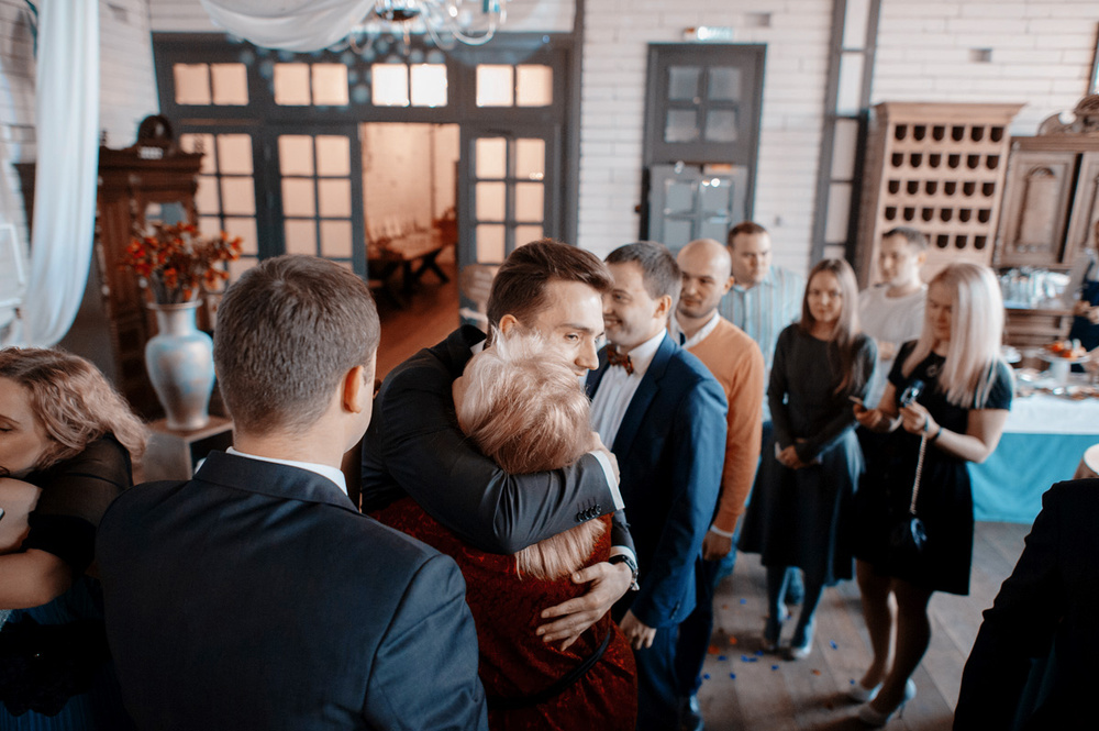 Ольга и Антон