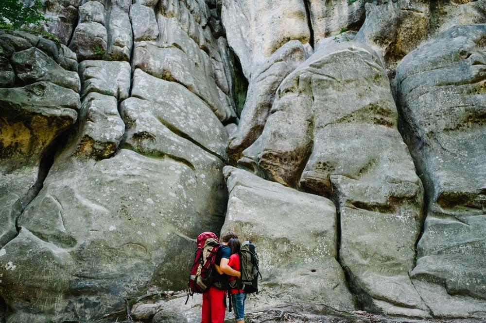 Кохання на скелях