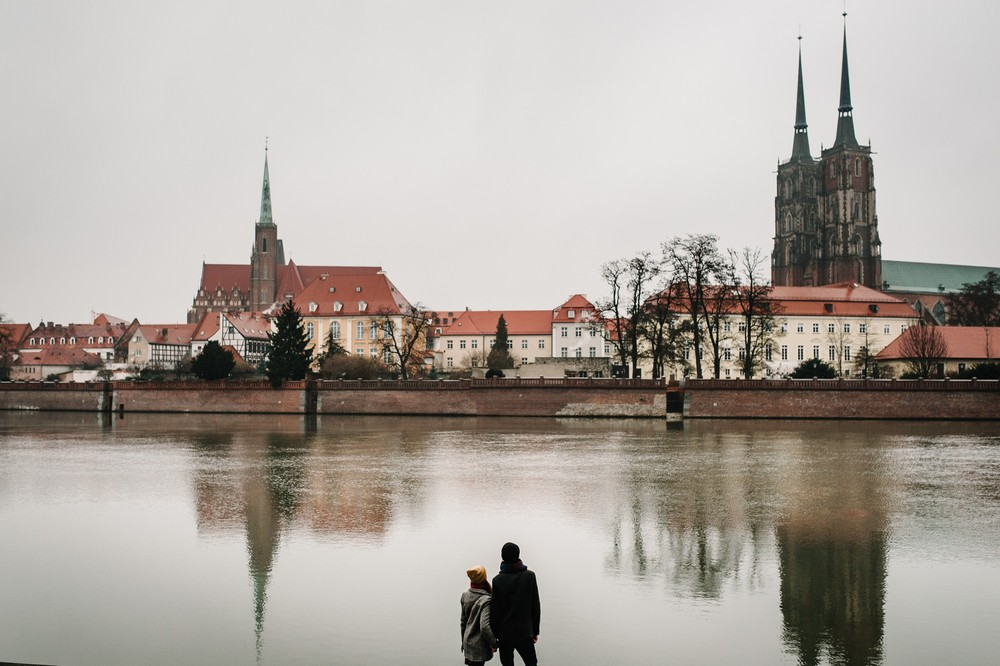 Love in Wroclaw