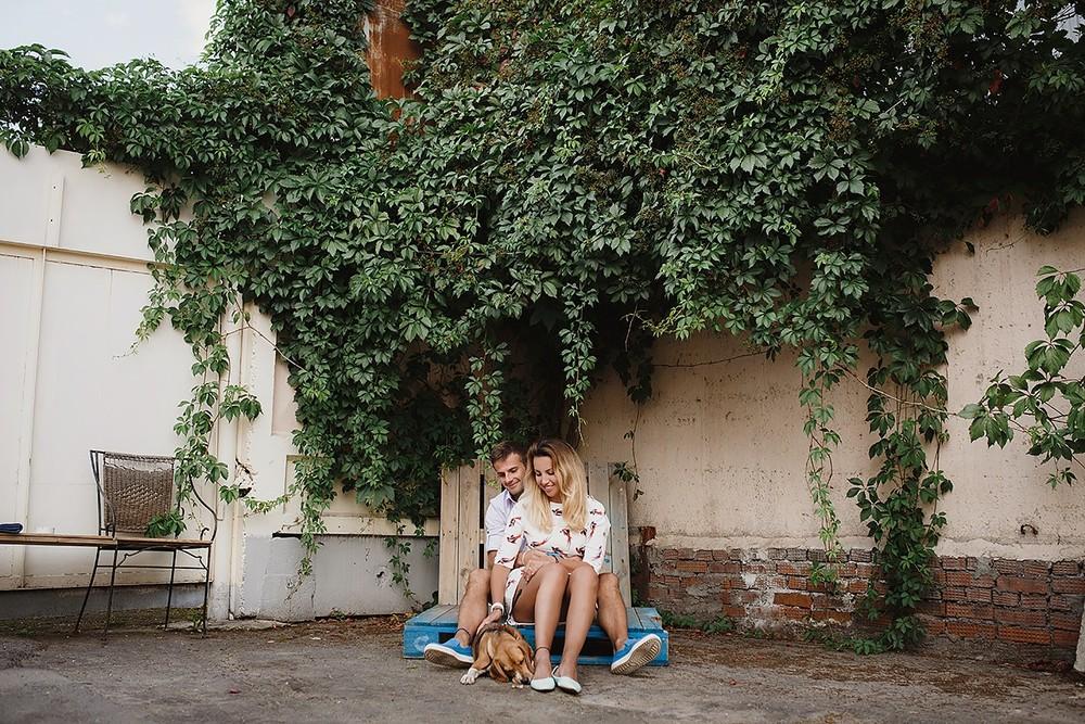 Саша и Ксюша