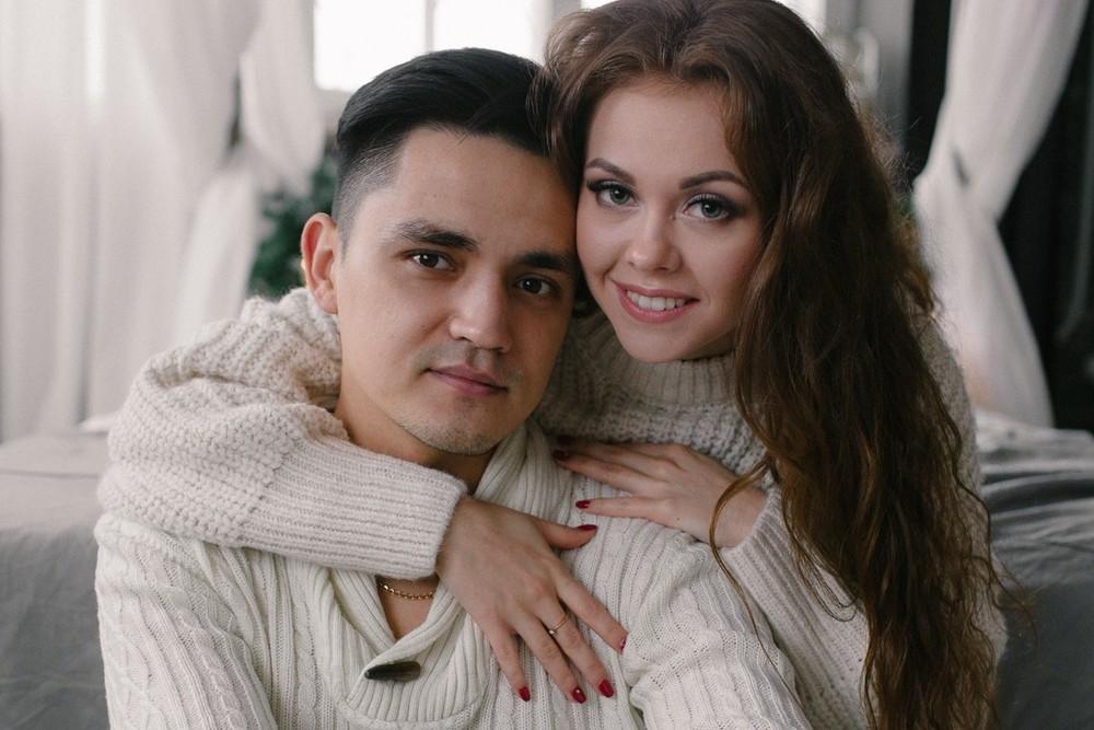 Ангелина и Ренат