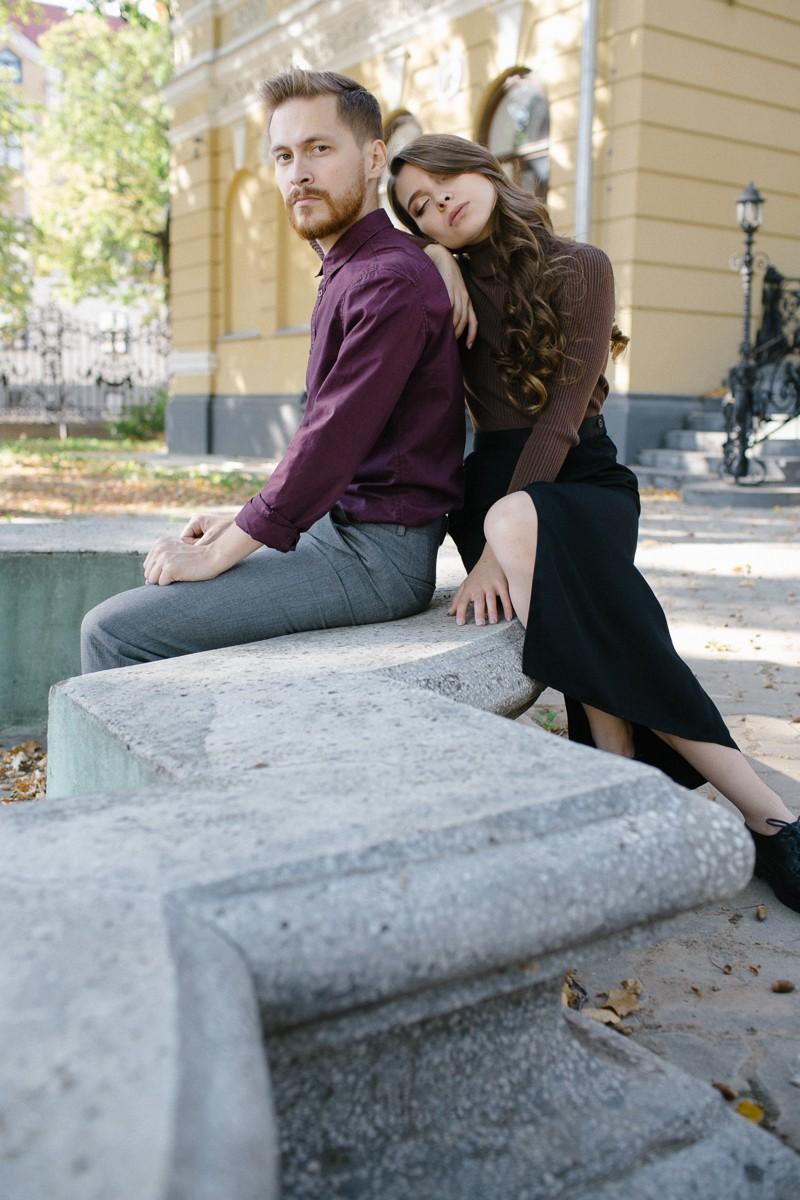 Алина и Рамиль