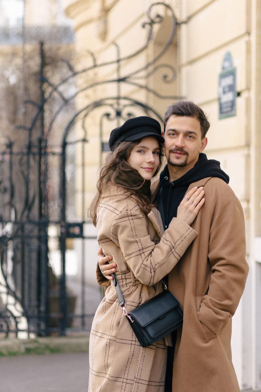 Даша и Миша