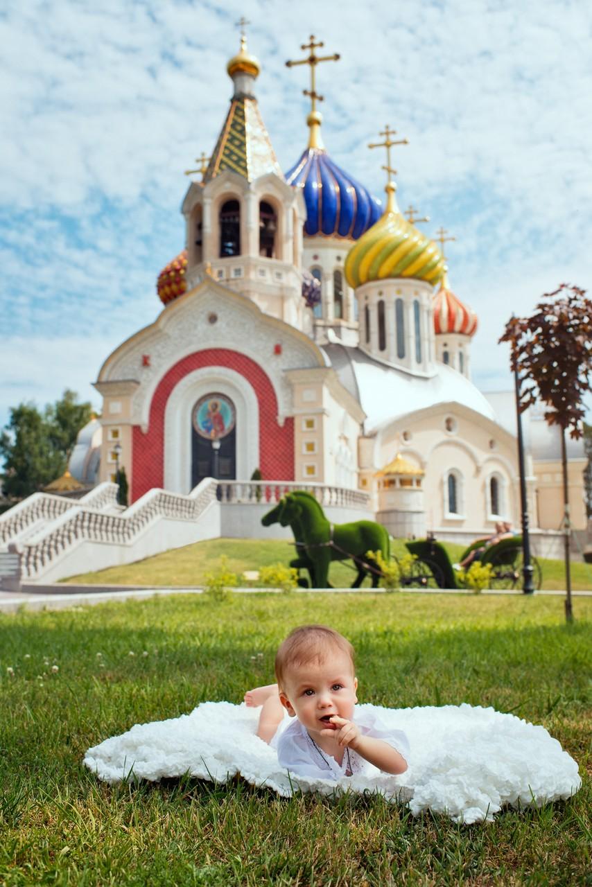 фотограф на крещение переделкино