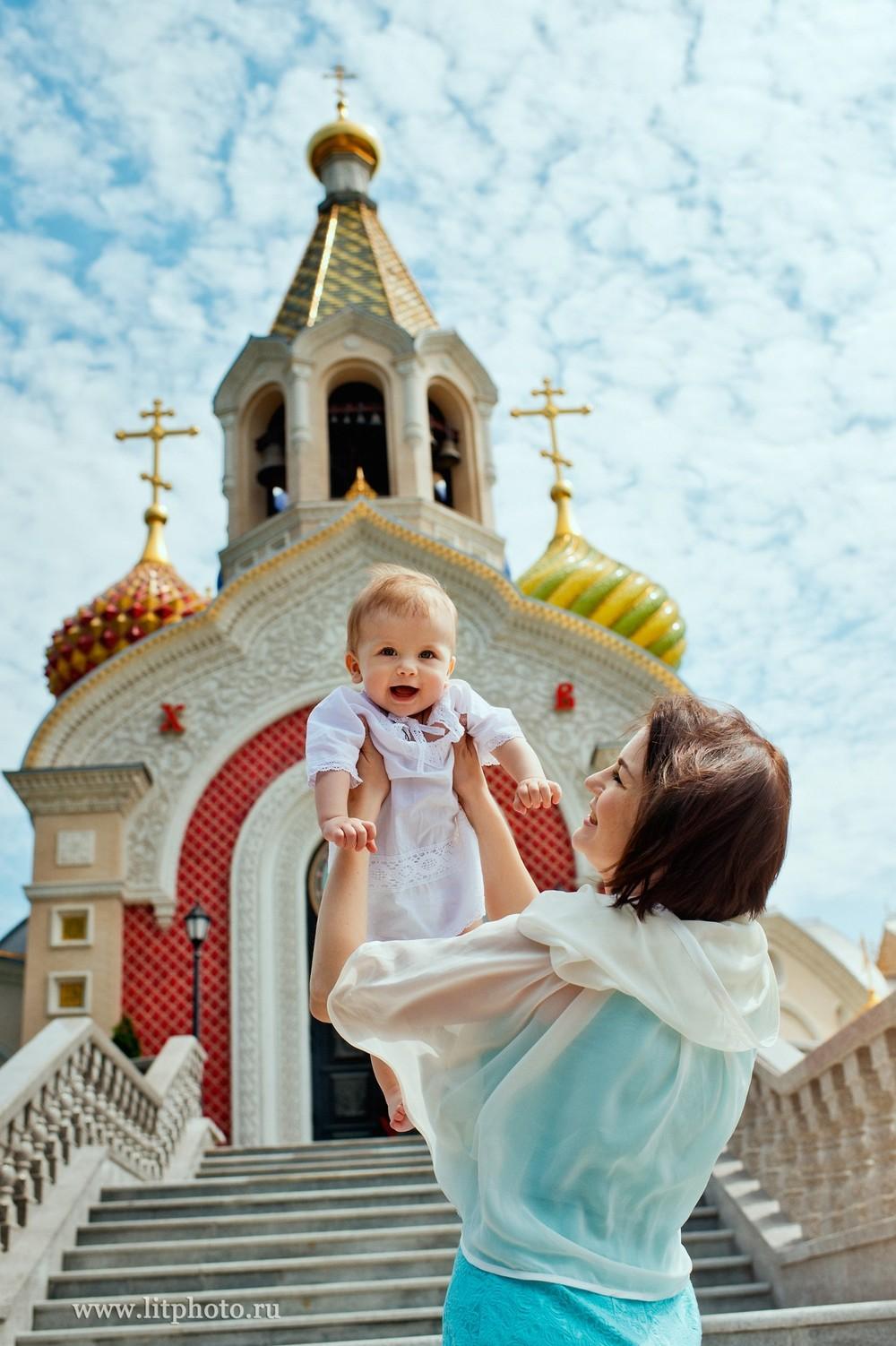 крещение переделкино