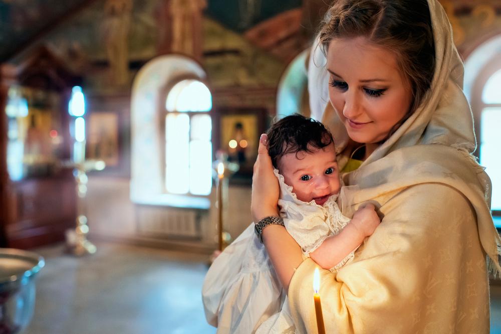 зачатьевский монастырь крещение