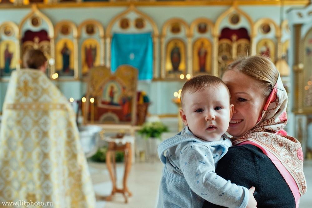фотограф на крещение красногорск