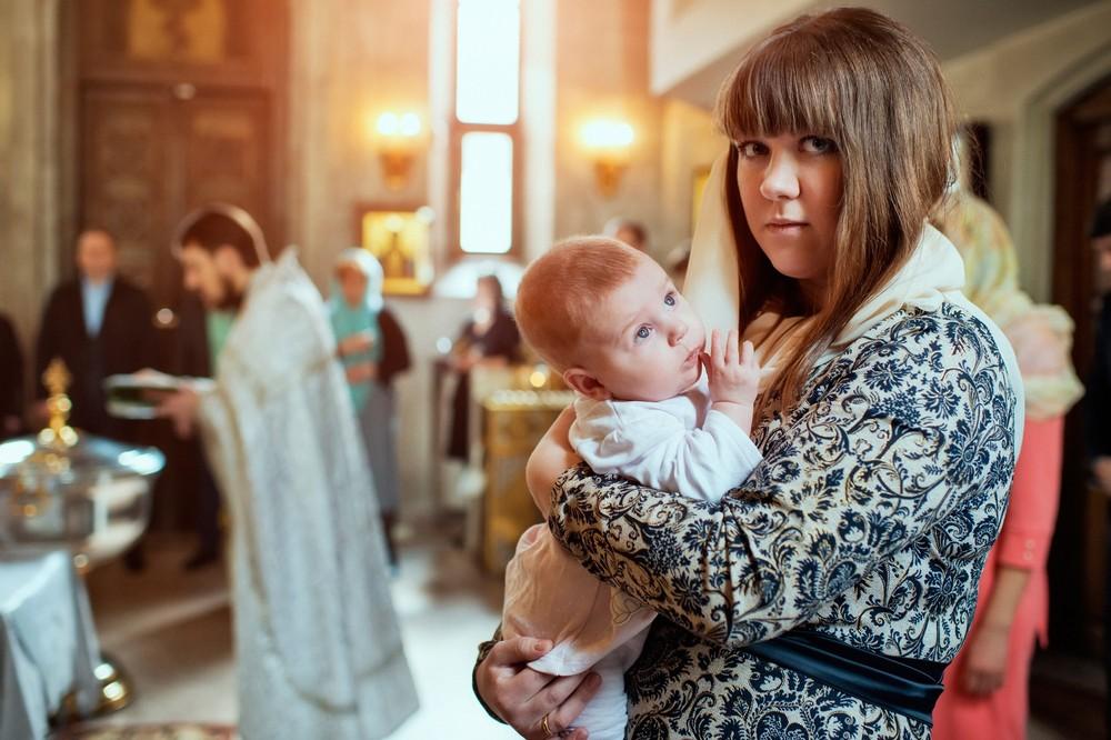 крещение в храме сергия радонежского на рязанке