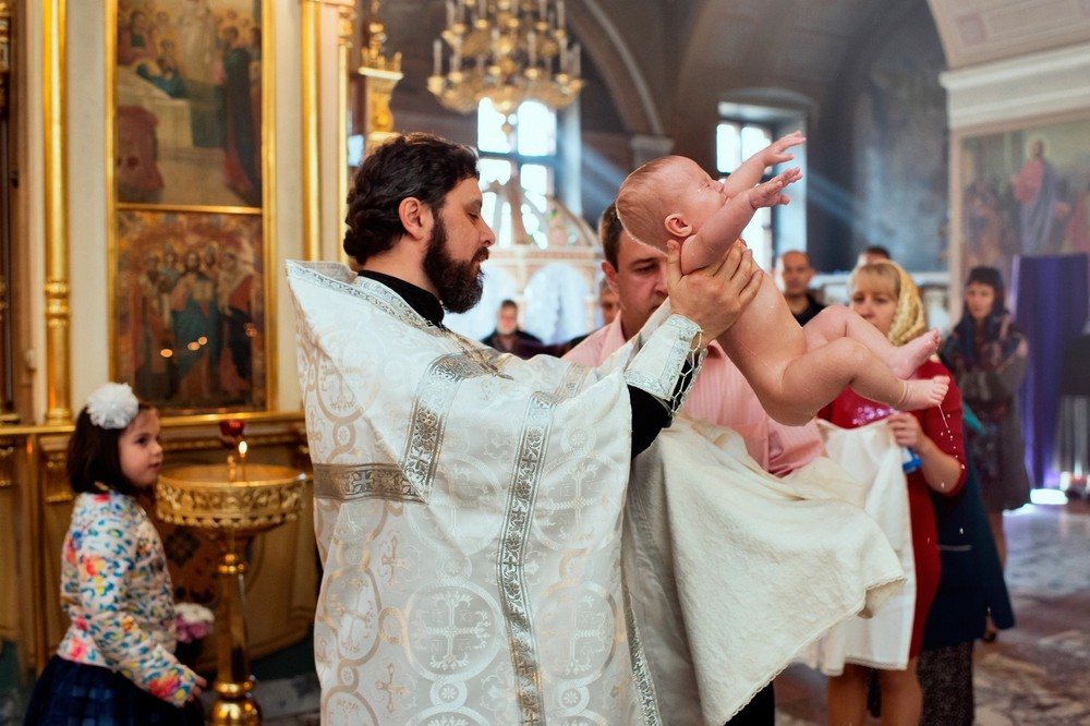фотограф на крещение даниловский