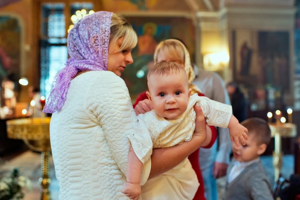 фотограф на крещение храм воскресения словущего