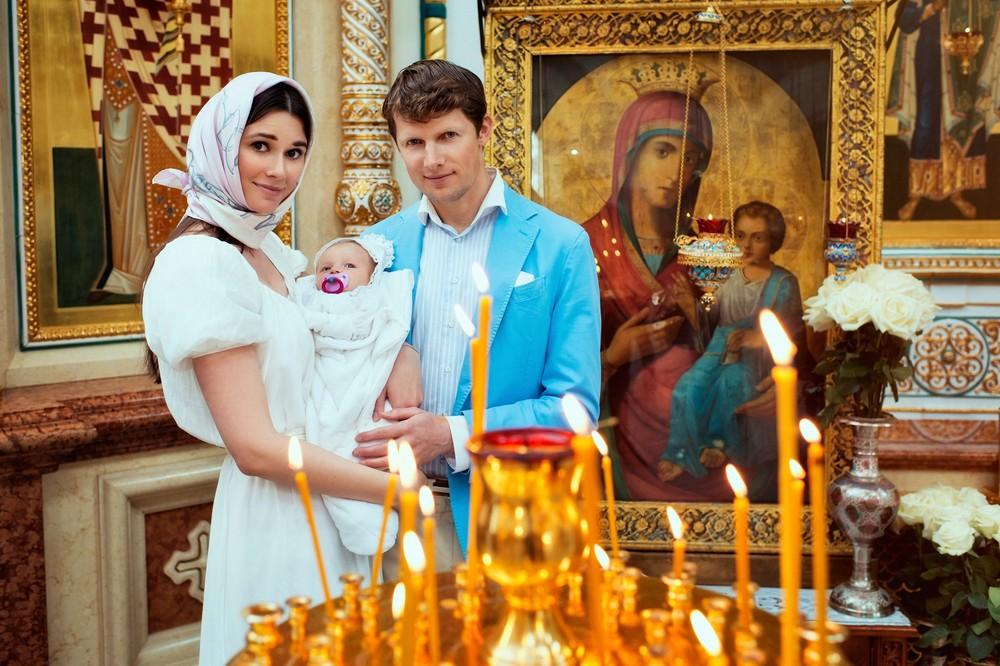 Крещение в Переделкино
