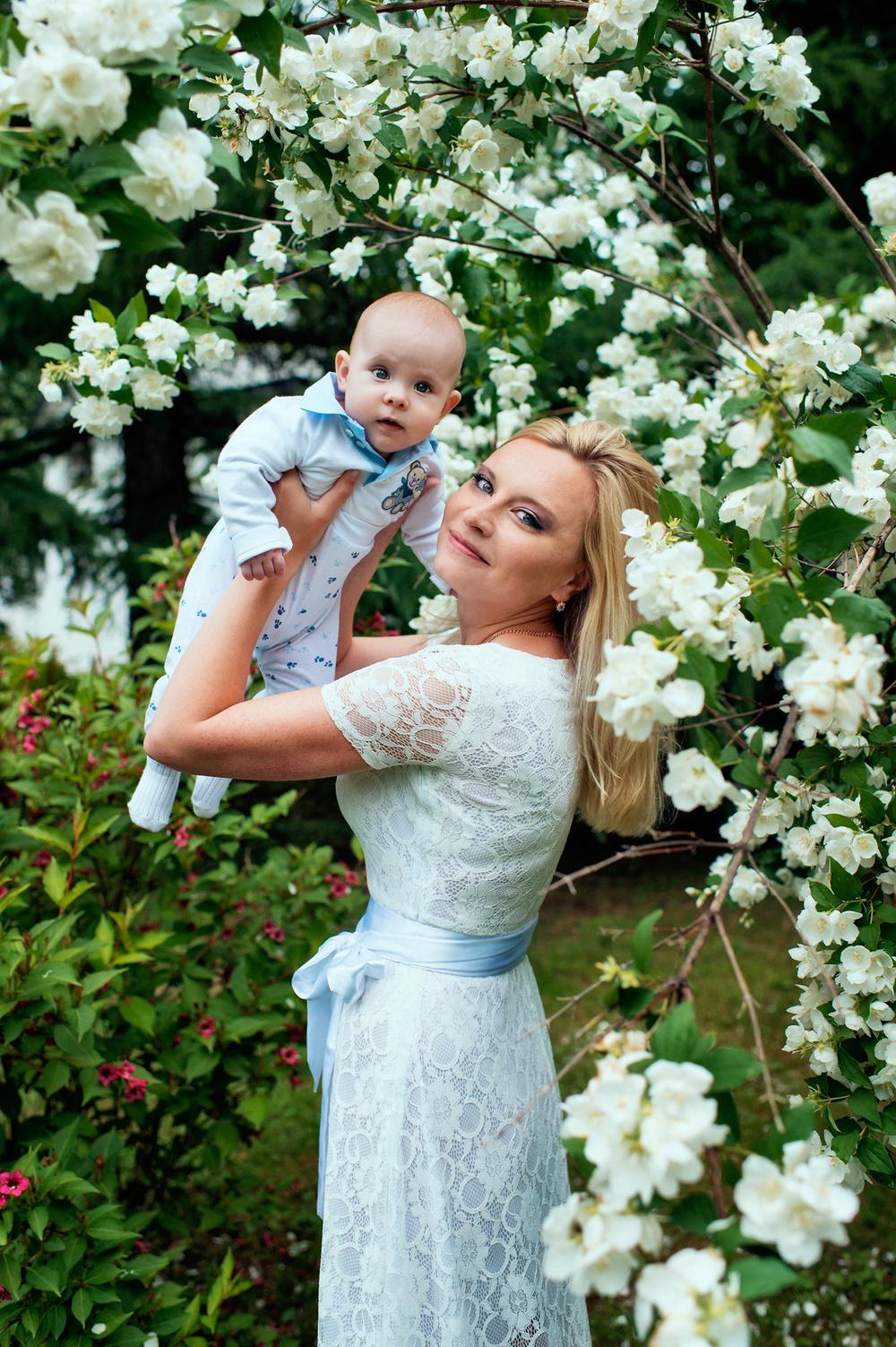 мама и дитя