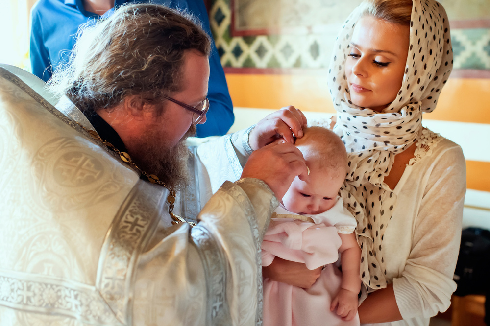 фотосъемка крещения советы фотографу
