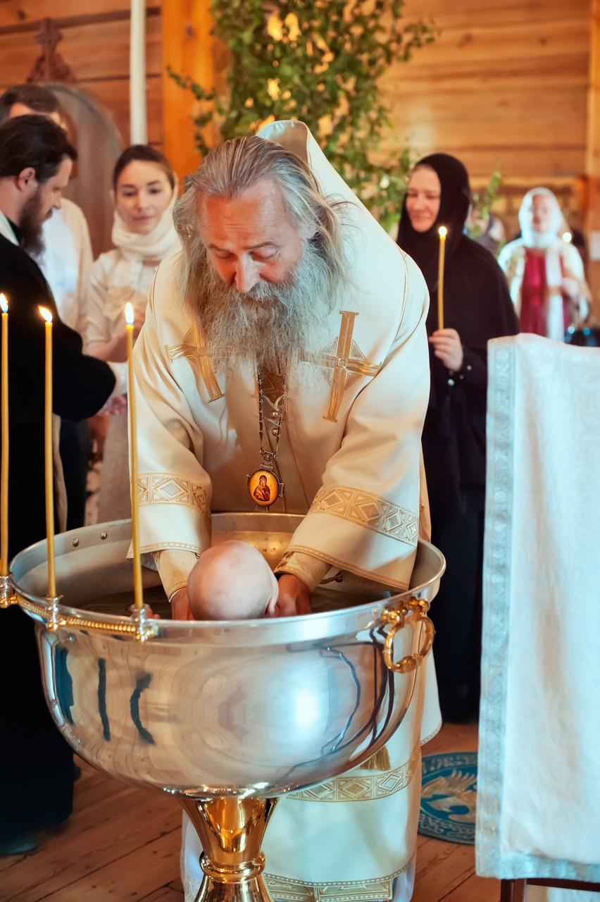 фотограф на крещение барвиха
