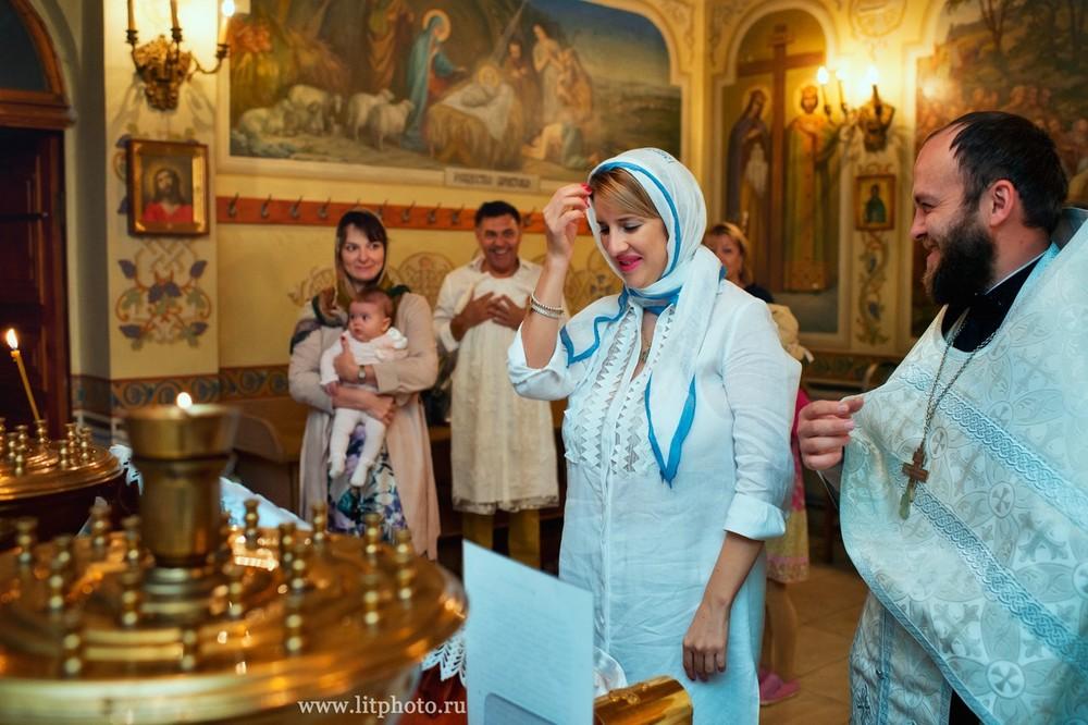 крещение в храме архангела михаила в тропарево