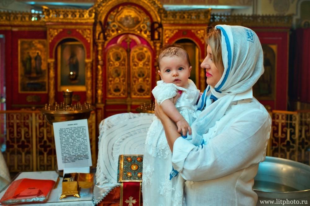 крестины в храме архангела михаила в тропарево