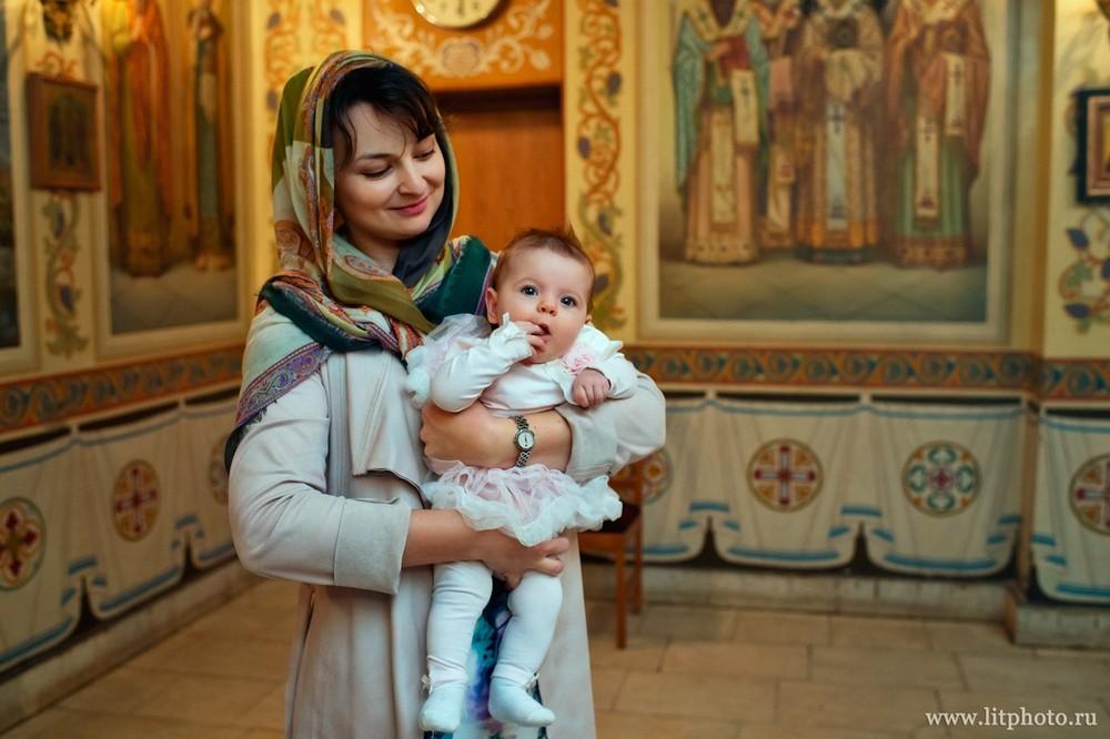 отзыв фотограф крещение