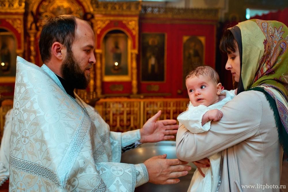 фото с крещения