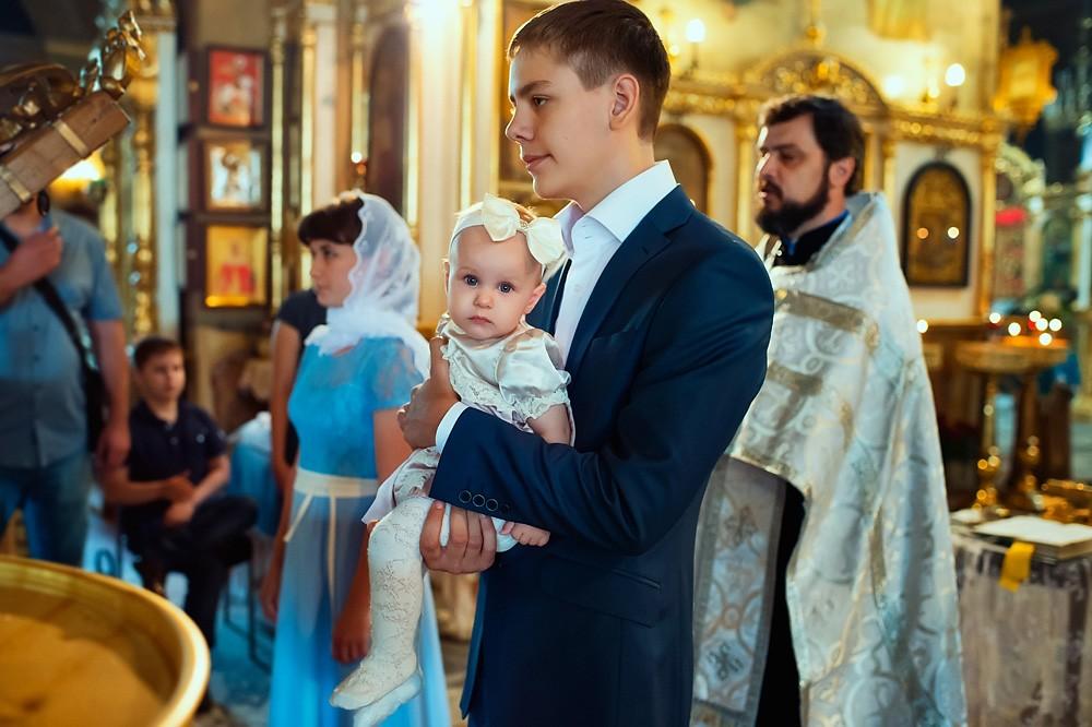 фотограф на крещение звенигород