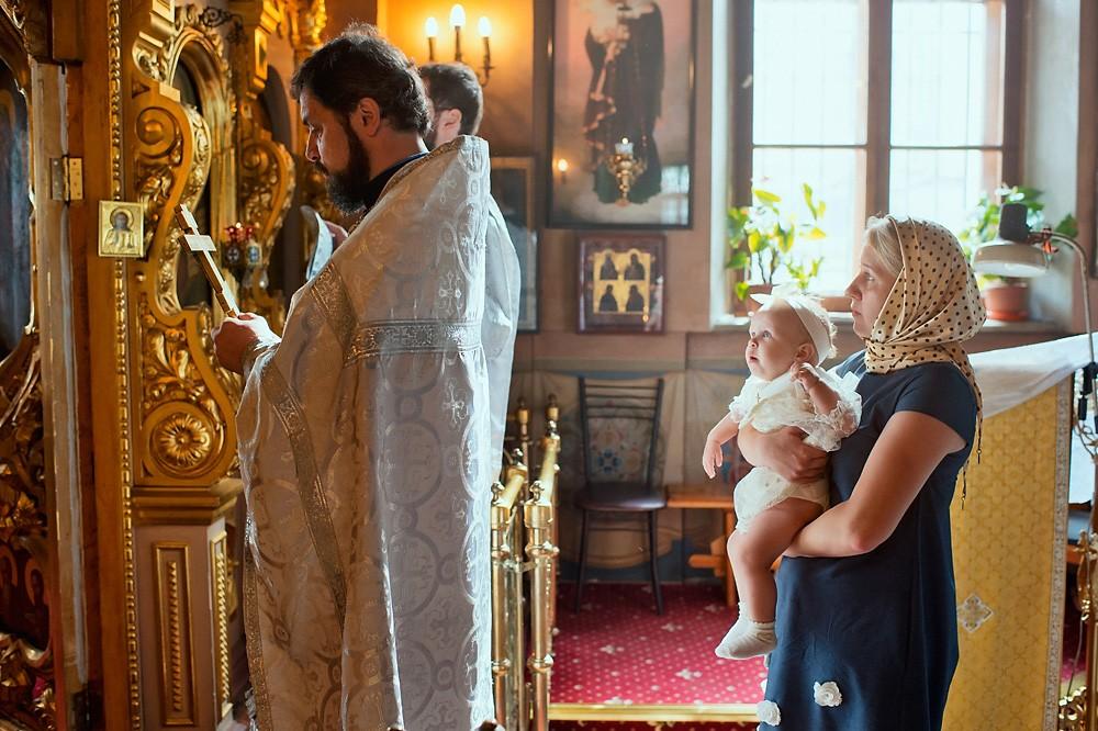 фото на крещение