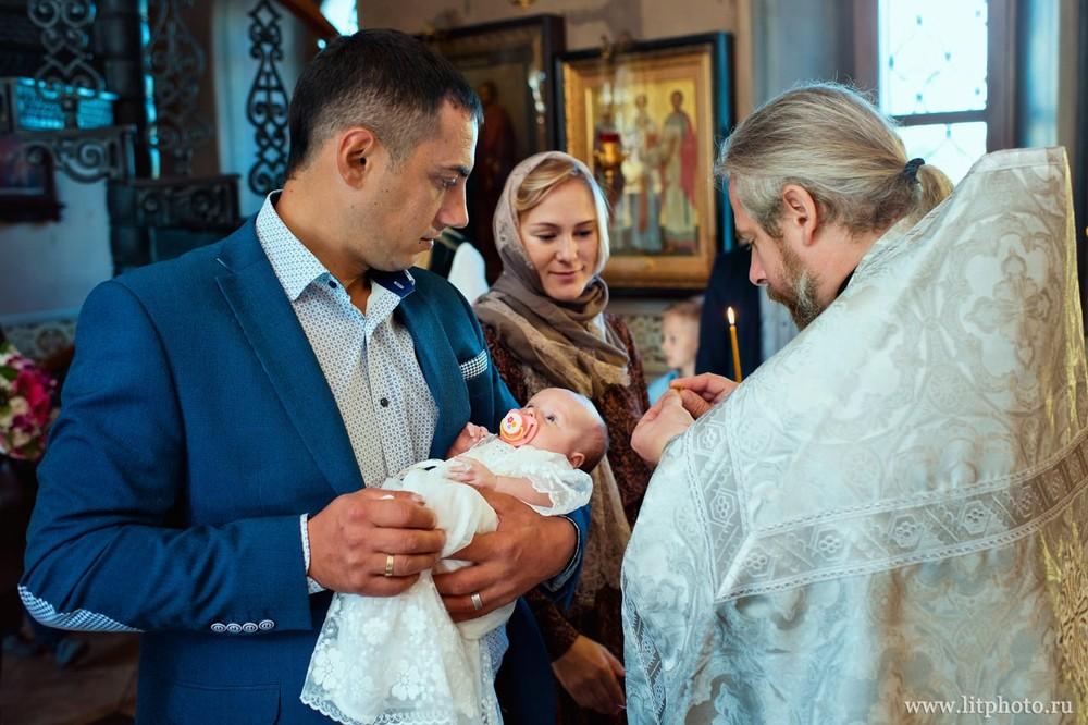 фото с крещения вешки