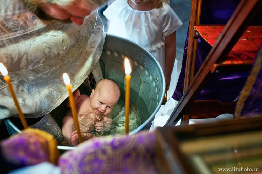 фотосессия на крещение