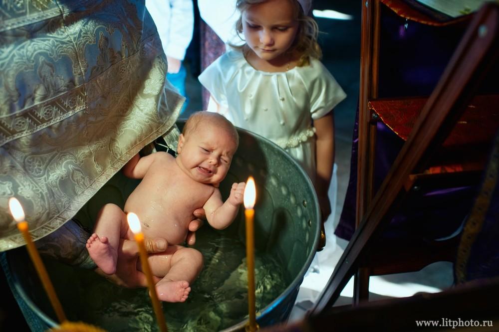 фотограф на крещение вешки
