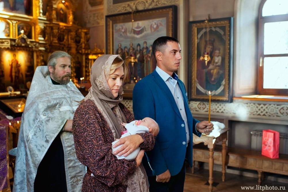 фотограф +на крещение ребенка москва