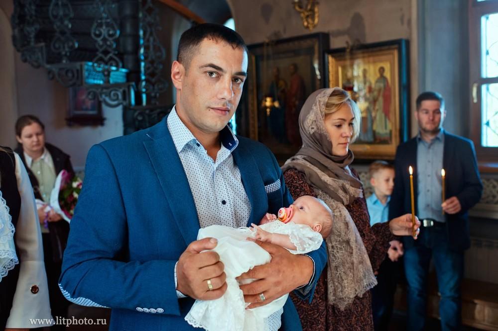 таинство крещения в православной церкви